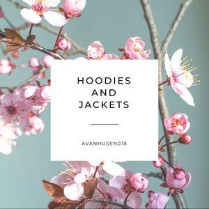 Jackets & Blazers - Hoodies, jackets, blazers